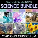 Second Grade Science Units BUNDLE