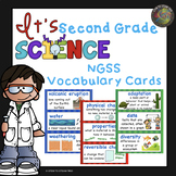 2nd Grade Science Vocabulary Development