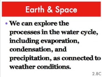 """2nd Grade Science """"We Can"""" Posters Texas TEKS"""