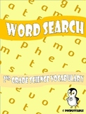 2nd Grade Science Word Search