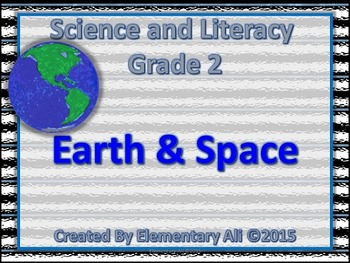 2nd Grade Science and Literacy: Earth and Space (TEKS& NGSS)