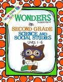 2nd Grade Wonders (2014) Science and Social Studies