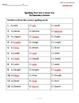 Scott Foresman Reading Street 2nd Grade U-5 Tier 2 & 3 Spelling Tests