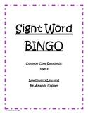 2nd Grade Sight Word BINGO!