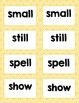 2nd Grade Sight Word Cards {Matching Game or Word Wall Car