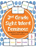 2nd Grade Sight Word Dominoes