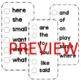 2nd Grade Sight Word Sticker Book for McGraw Hill- Wonders