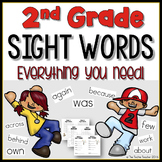 Sight Word Program for 2nd Grade