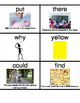 2nd Grade Sight Words Part 1