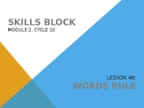 2nd Grade Skills Block - EL Education - Module 2, Cycle 10