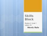 2nd Grade Skills Block - EL Education - Module 2, Cycle 7