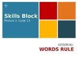 2nd Grade Skills Block - EL Education - Module 3 Cycle 13
