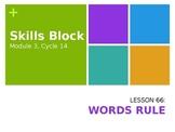 2nd Grade Skills Block - EL Education - Module 3 Cycle 14