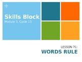 2nd Grade Skills Block - EL Education - Module 3 Cycle 15