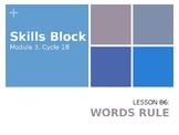 2nd Grade Skills Block - EL Education - Module 3, Cycle 18