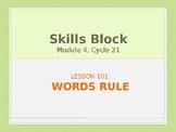 2nd Grade Skills Block - EL Education - Module 4, Cycle 21