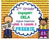 2nd Grade Skills PowerPoint, Unit 4, Lesson 2 (ALIGNED to