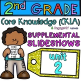 2nd Grade Skills PowerPoints, Unit 2 (ALIGNED to EngageNY CKLA) ZERO PREP!