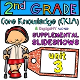 2nd Grade Skills PowerPoints, Unit 3 (ALIGNED to EngageNY CKLA)