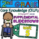 2nd Grade Skills PowerPoints, Unit 5 (ALIGNED to EngageNY CKLA) 30 lessons