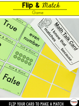 Skip Counting and Odd Even Numbers Games and Centers 2nd Grade