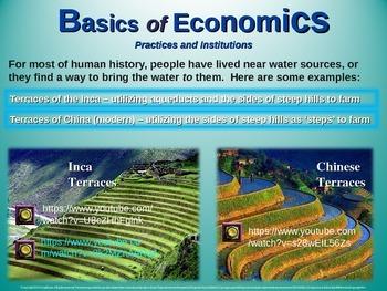 "2nd Grade Social Studies ""Basics of Economics"" - engaging PPT and handouts"
