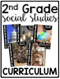 2nd Grade Social Studies Curriculum Bundle | Homeschool Co