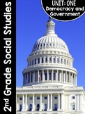 2nd Grade Social Studies Curriculum Unit One: Government a