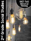 2nd Grade Social Studies Curriculum Unit Two: Historical Thinking