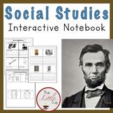 2nd Grade Social Studies Interactive Notebook {AMERICAN HI