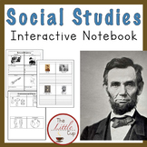 2nd Grade Social Studies Interactive Notebook {AMERICAN HI