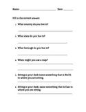 2nd Grade Social Studies Quiz