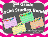 2nd Grade Social Studies Reading Wonders Aligned Activities BUNDLE