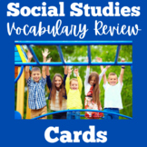 Social Studies Second Grade Review