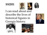 2nd Grade Social Studies Standards for Georgia--Student Friendly Language