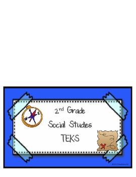2nd Grade Social Studies TEKS