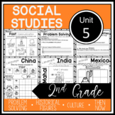 2nd Grade - Social Studies - Unit 5 - Culture, Then & Now,