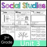 2nd Grade - Social Studies - Unit 3 - Economics, Government, Community Helpers