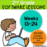 2nd Grade Technology Lessons Weeks 13-24