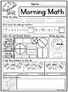 2nd Grade Spring Morning Math