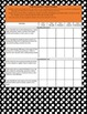 2nd Grade Standards Checklist