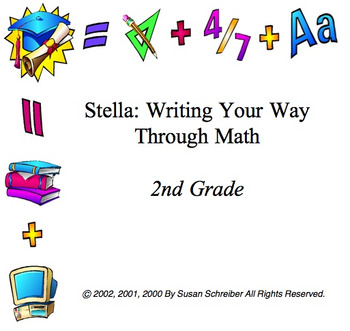 2nd Grade Stella Curriculum Package