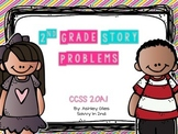 2nd Grade Story Problems   Common Core 2.OA.1