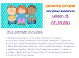 2nd Grade Storytown - Lesson 18 Study Pack (Ah, Music!)