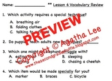 2nd Grade Storytown - Lesson 6 Study Pack (Winners Never Quit)