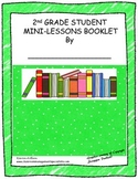 2nd Grade Student Booklet for Guided Reading Lessons