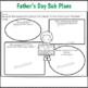 Sub Plans 2nd Grade Father's Day