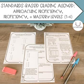 Subtraction Benchmark Assessment