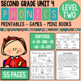 Level 2 Unit 4 Suffixes and Vowel Teams
