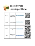 2nd Grade Summer Learning Activities